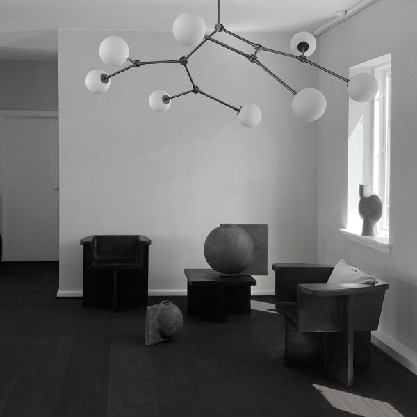 101Copenhagen Drop Chandelier Bulp hanglamp