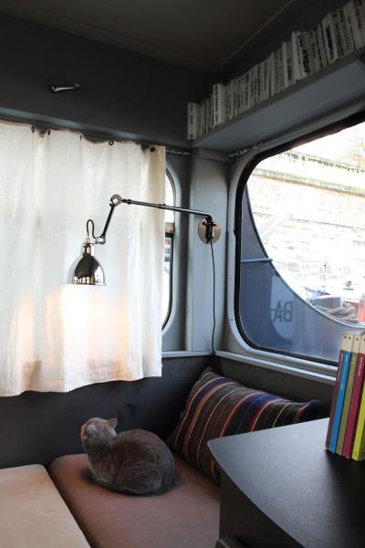 DCW éditions Lampe Gras N203 wandlamp