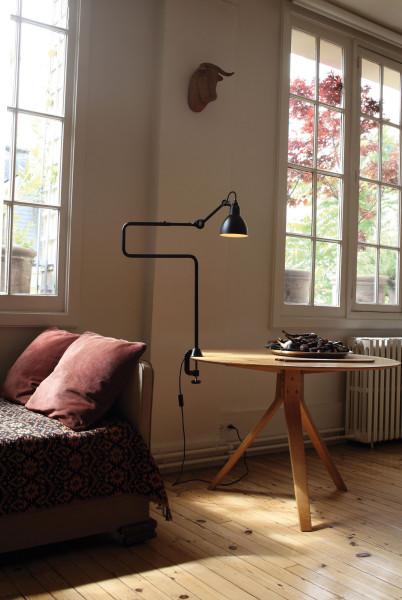 DCW éditions Lampe Gras N211 bureaulamp met tafelklem