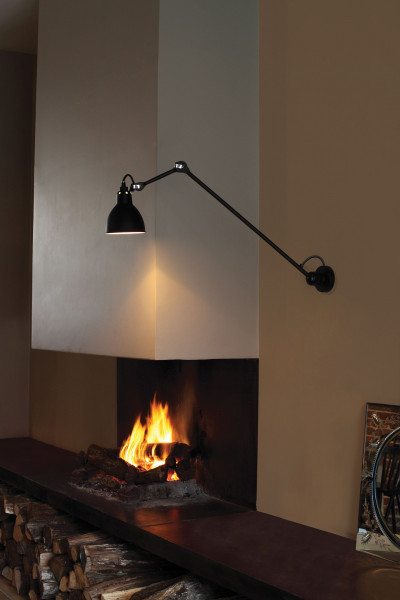DCW éditions Lampe Gras N222 wandlamp
