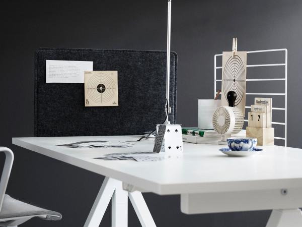 String Furniture Work Desk bureau (hoogte verstelbaar) 140x78