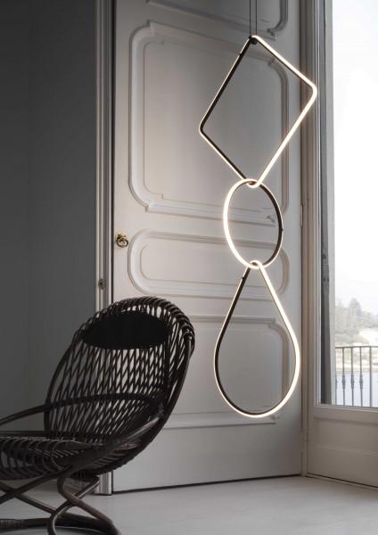 Flos Arrangements Compositie 9 hanglamp 65W
