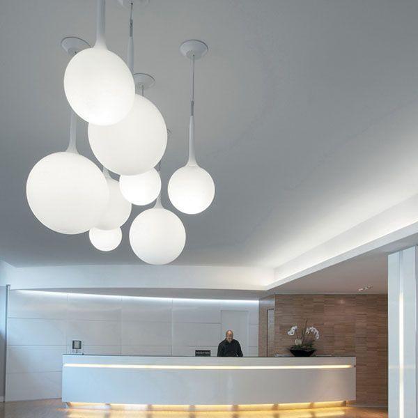 Artemide Castore hanglamp 14