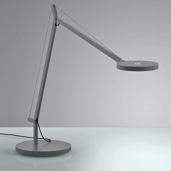 Artemide Demetra bureaulamp LED antraciet grijs 2700K - warm wit