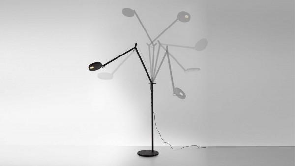 Artemide Demetra Terra vloerlamp LED wit 3000K - zacht wit