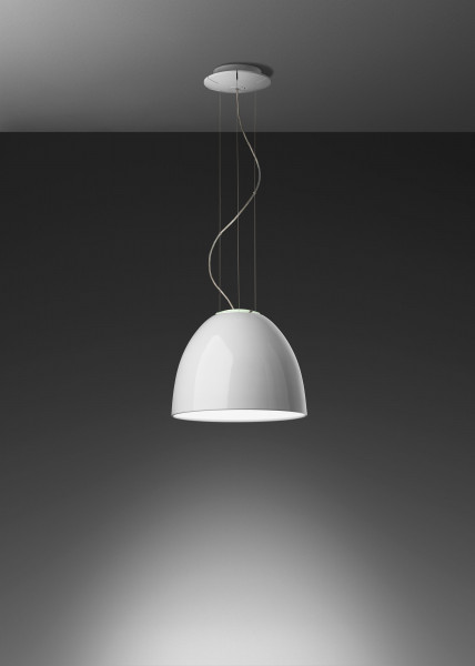 Artemide Nur mini Gloss hanglamp halo