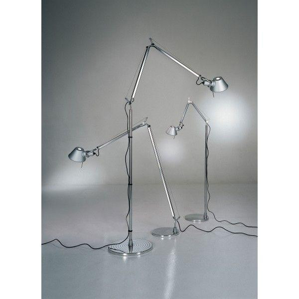Artemide Tolomeo Micro Terra booglamp LED 2700K