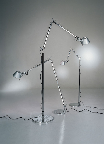 Artemide Tolomeo Micro Terra vloerlamp