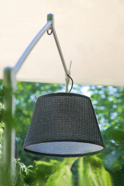 Artemide Tolomeo Paralume outdoor booglamp LED