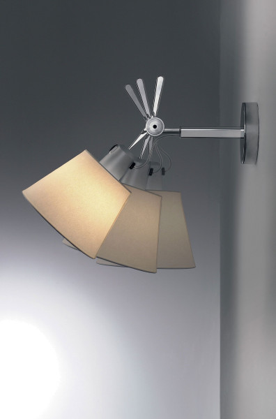 Artemide Tolomeo Parete diffuser wandlamp 24 cm