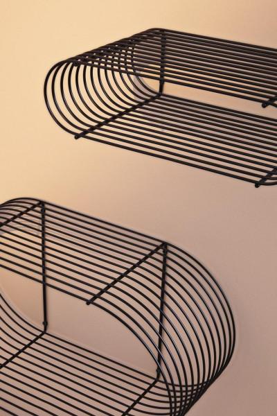 AYTM Curva wandplank 40