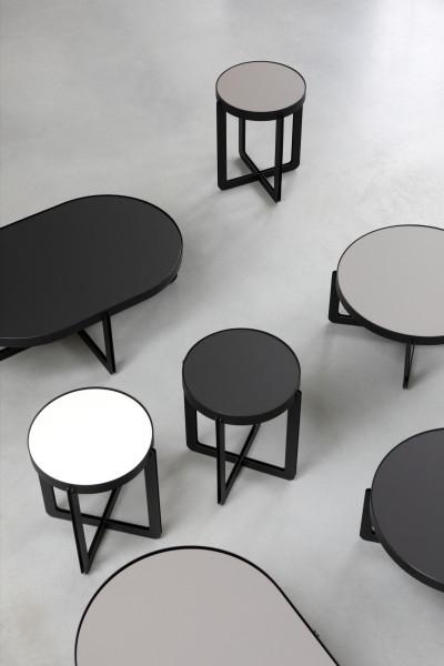 Banne Centre salontafel ovaal