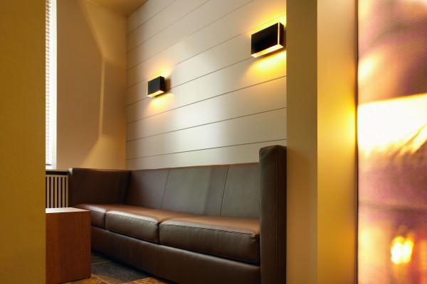 Modular Split wandlamp LED large