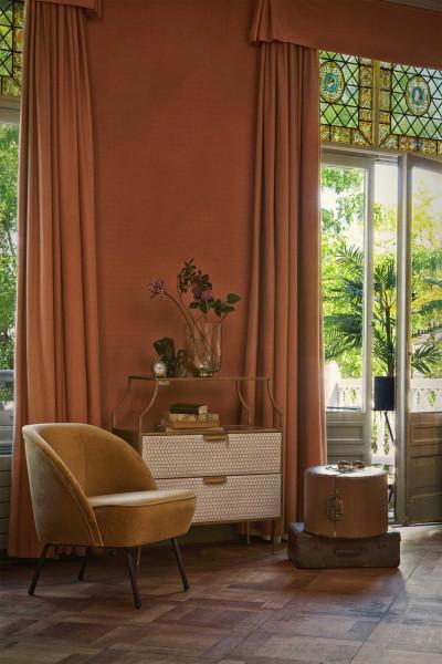 BePureHome Tweedekansje - Vogue fauteuil fluweel onyx