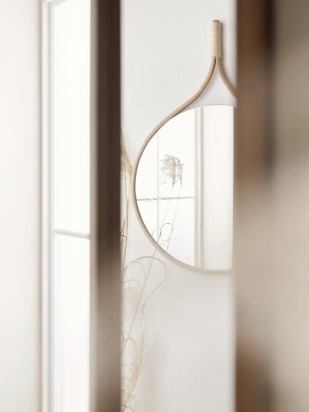 Bolia Racquet spiegel rond