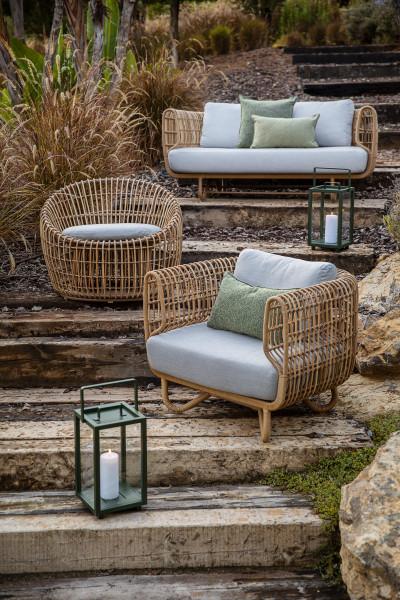 Cane-Line Nest Outdoor fauteuil rond