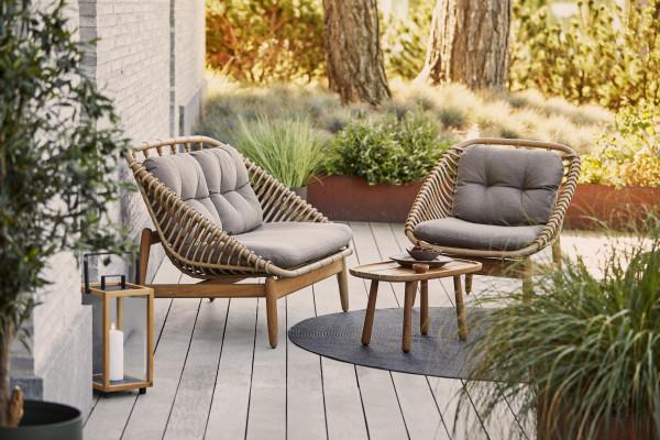 Cane-Line String 2-zits loungebank