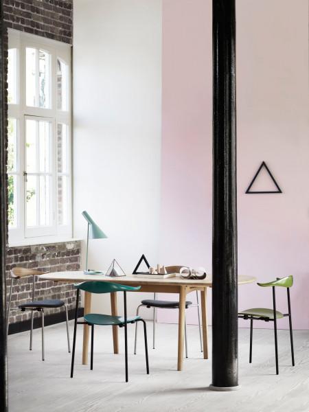 Carl Hansen & Son CH002 uitschuifbare tafel 188x90