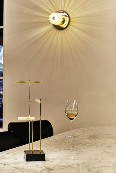 DCW éditions Collection Knokke tafellamp LED