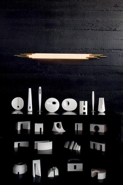 DCW éditions ORG W 1050 wandlamp LED