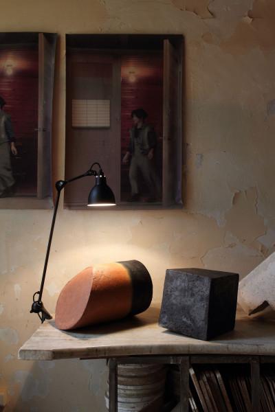 DCW éditions Lampe Gras N201 bureaulamp met tafelklem