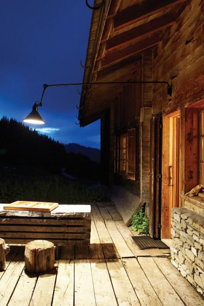 DCW éditions Lampe Gras N213 XL Outdoor wandlamp
