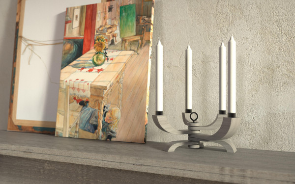 Design House Stockholm Nordic Light 4 kandelaar