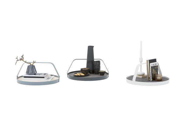 Design on Stock Waiter dienblad ash dim