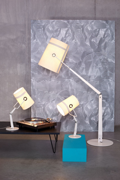 Diesel Fork vloerlamp