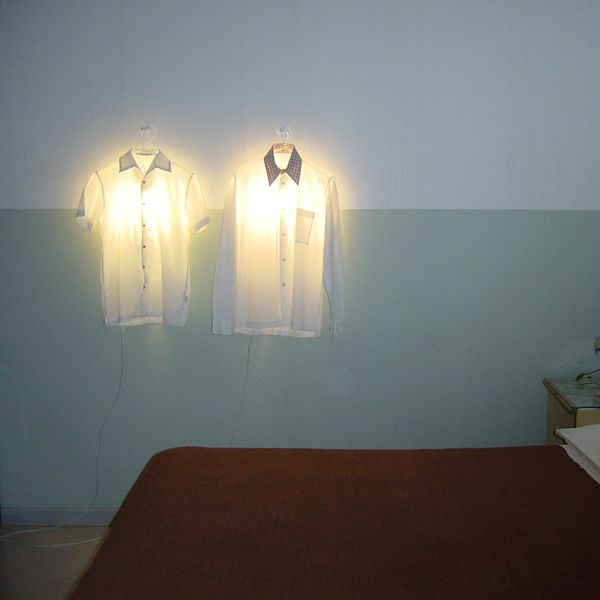Droog Clothes Hanger wandlamp