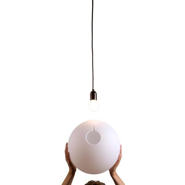 Droog Hang On Easy lampenkap