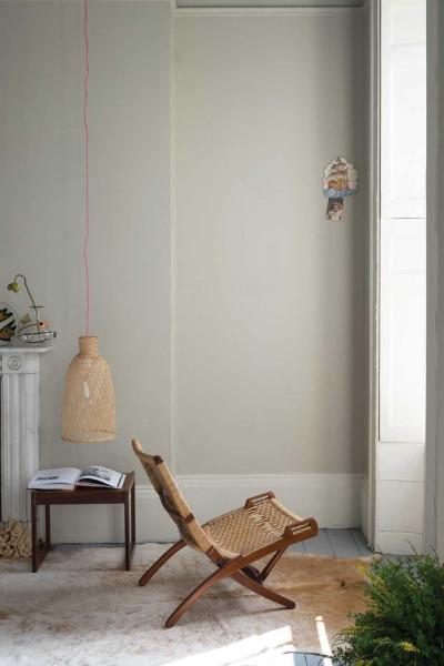 Farrow & Ball Hout- en metaalverf binnen Drop Cloth (283)