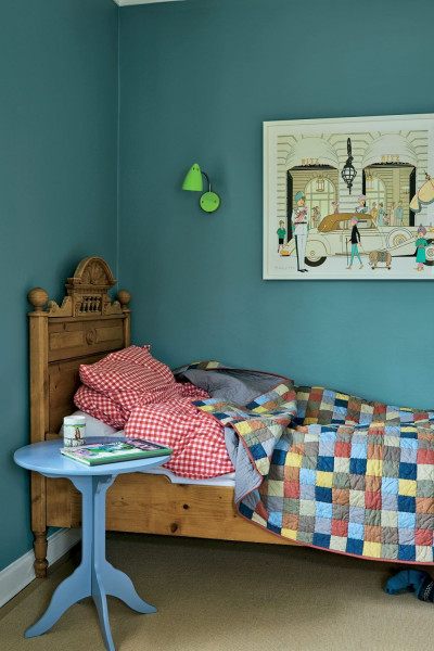 Farrow & Ball Krijtverf Oval Room Blue (85)