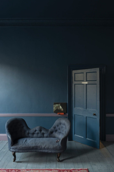 Farrow & Ball Krijtverf Stiffkey Blue (281)