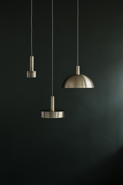 Ferm Living Dome Black hanglamp