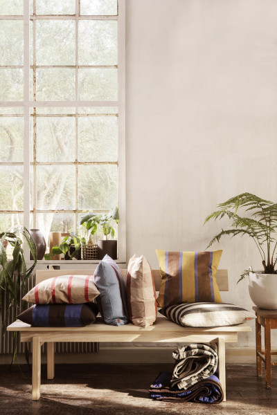 Ferm Living Grand quilted plaid