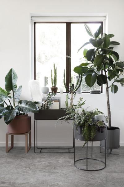 Ferm Living Plant Box plantenbak rond