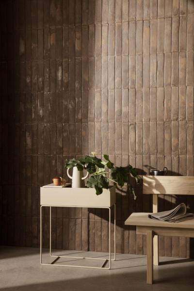 Ferm Living Tray voor plant box plantenbak marmer
