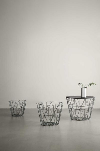 Ferm Living Wire Basket opbergmand large
