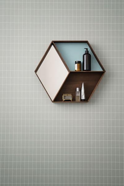Ferm Living Wall Wonder spiegel