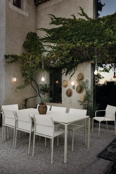 Fermob Cadiz tuinstoel met armleuningen