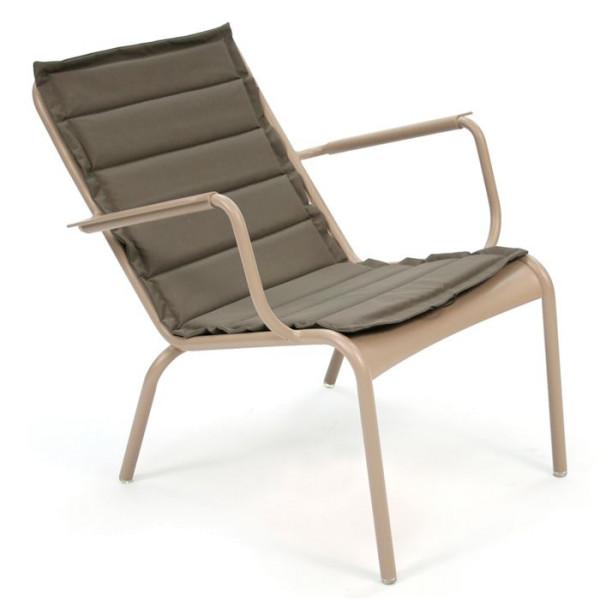 Fermob Luxembourg zitkussen voor fauteuil