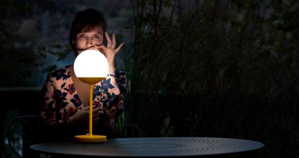 Fermob MOOON! tafellamp H41 LED