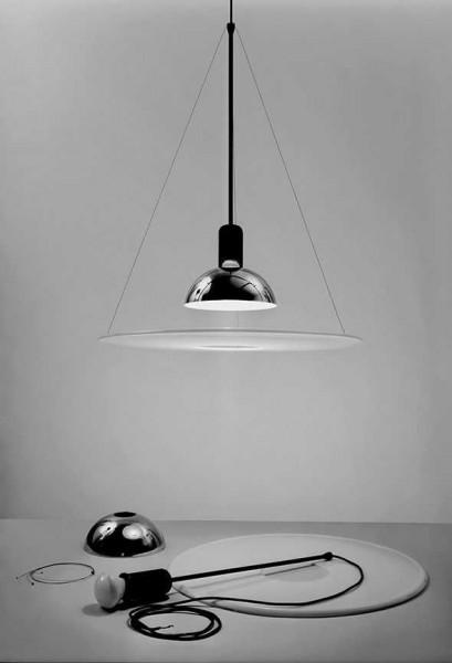 Flos Frisbi hanglamp