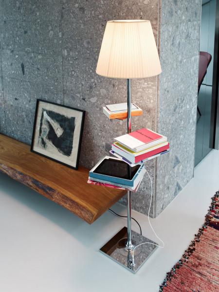 Flos Bibliotheque Nationale vloerlamp