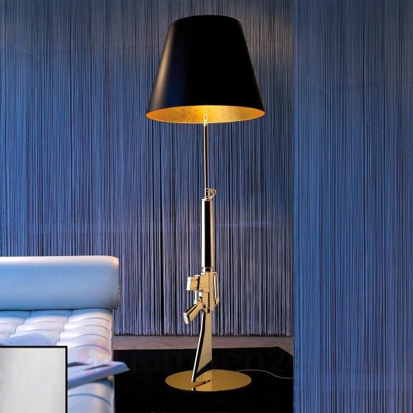 Flos Lounge Gun vloerlamp