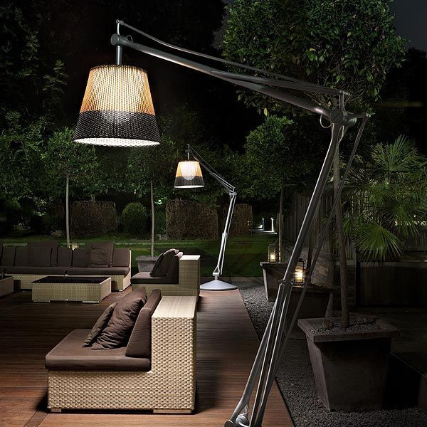 Flos Superarchimoon Outdoor vloerlamp