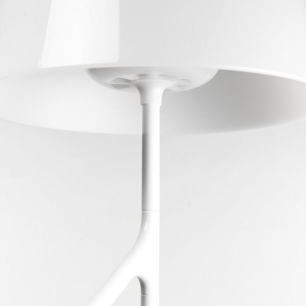Foscarini Birdie Lettura vloerlamp met aan-/uitschakelaar