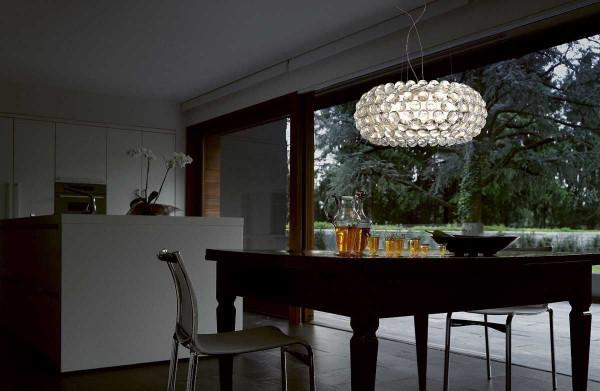 Foscarini Caboche Plus media MyLight hanglamp LED dimbaar Bluetooth