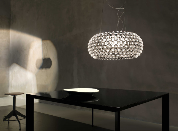 Foscarini Caboche Plus media MyLight hanglamp LED Bluetooth tunable white